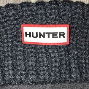 Hunter Cable Knitted Boot Sock